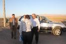 بازدید مهندس نخعی نژاد از پروژه های آبرسانی مناطق مرزی شهرستان نهبندان_1